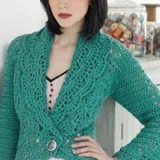 Filigree Cardigan