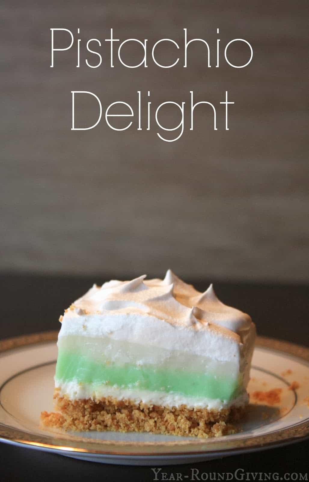 St Patrick S Day Green Desserts Skip To My Lou