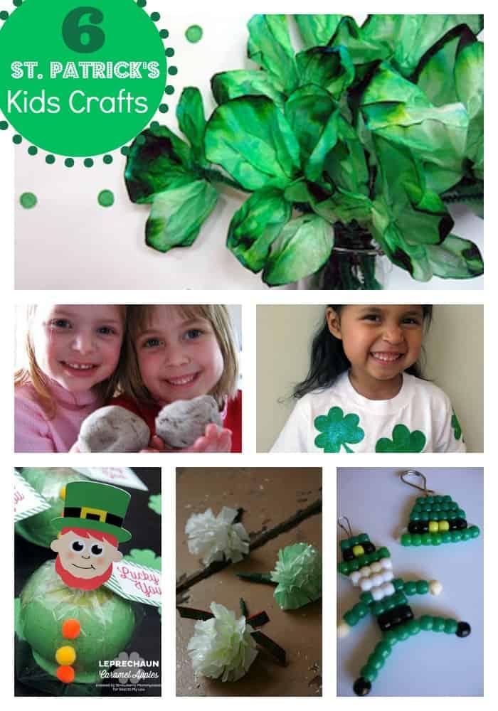 St Patrick S Day Kids Crafts Skip To My Lou