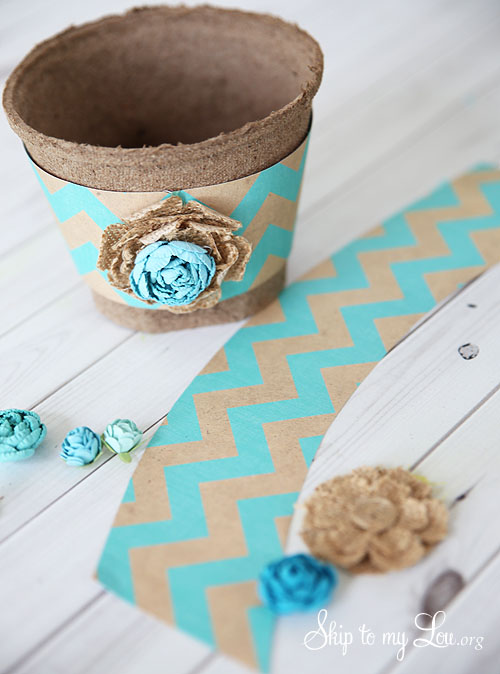 DIY May Basket Tutorial
