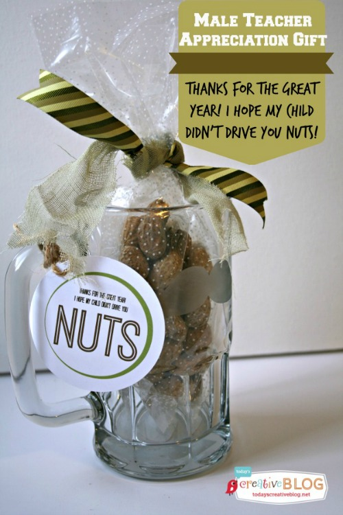 Teacher Appreciation Gift for Male Teachers by Today's Creative ...