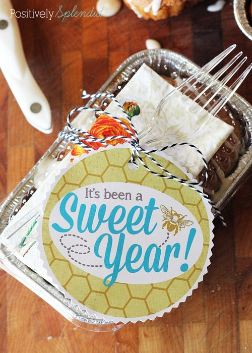 Quot It S Been A Sweet Year Quot Teacher Appreciation Printable