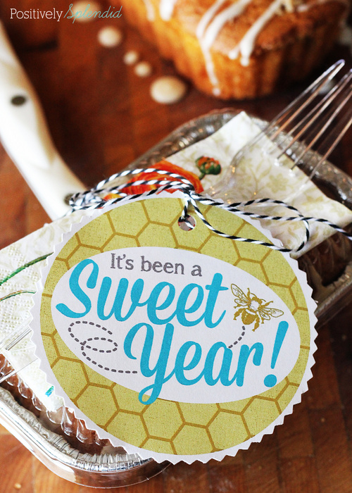 Sweet Year Teacher Appreciation Printables by Positively Splendid