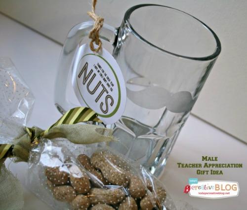 Teacher Appreciation Gift for Male Teachers | SkipToMyLou.org
