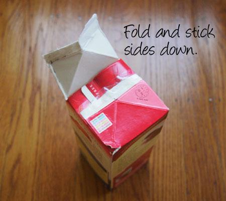 DIY-milk-carton-mini-shelf-STEP1