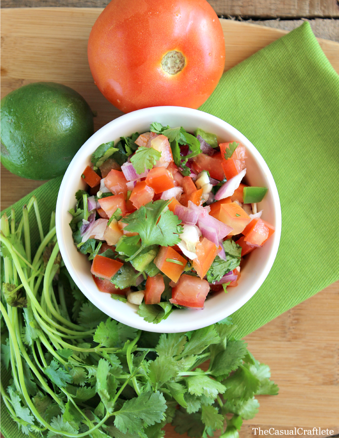 Homemade-Pico-De-Gallo-The-Casual-Craftlete