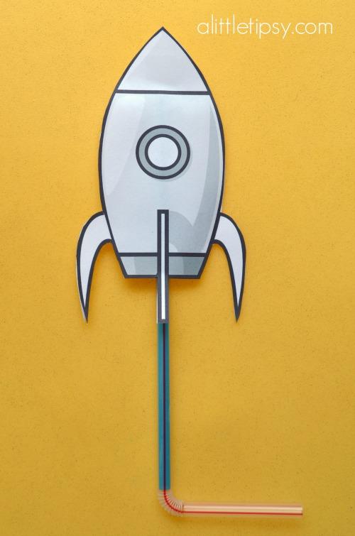 Straw Rocket sm