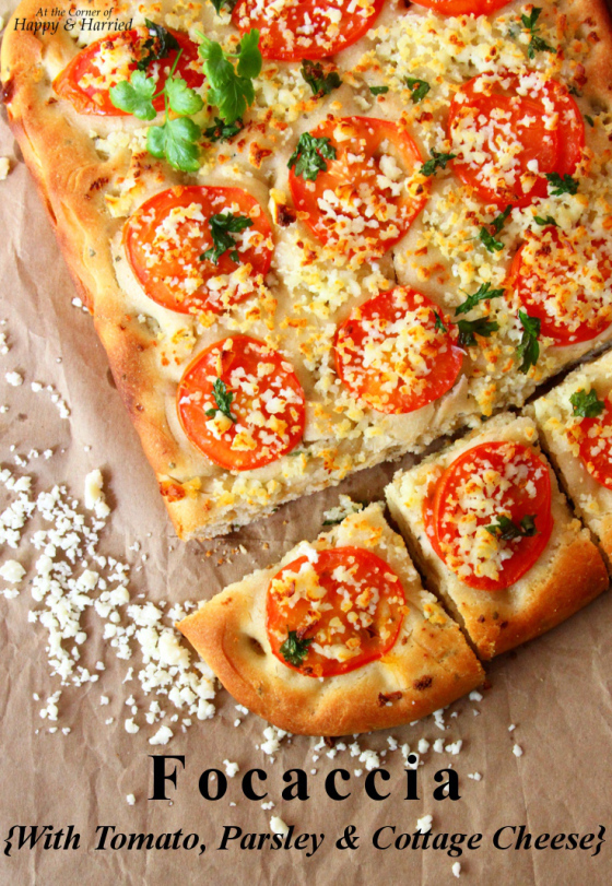 focaccia-with-tomato-parsley-cottage-cheese