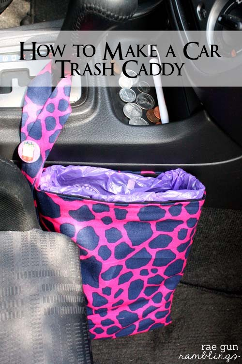 Car Trash Bag-013 500