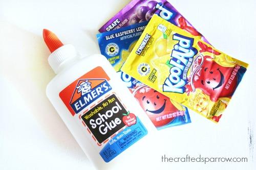 diy-scented-colored-glue
