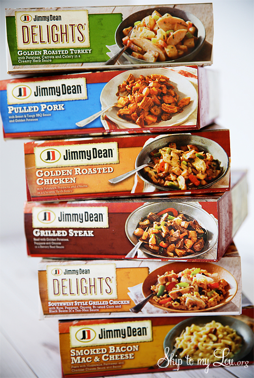 introduction of new lunch and dinner offerings that deliver delicious, slow-cooked taste in just minutes from the microwave – perfect for lunch, dinner and even snack time occasions