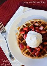 easy-waffle-recipe