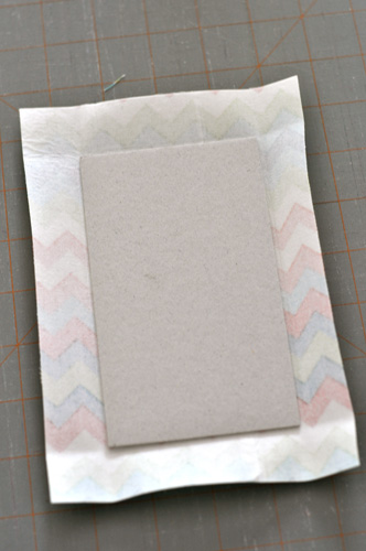 book cover chipboard bookcloth