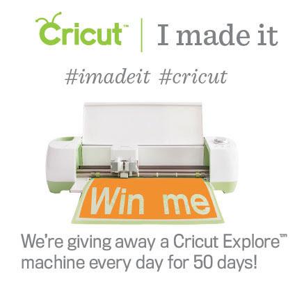 cricut contest
