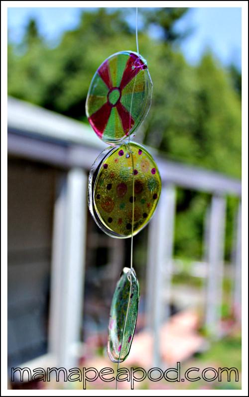 hanging sun catcher