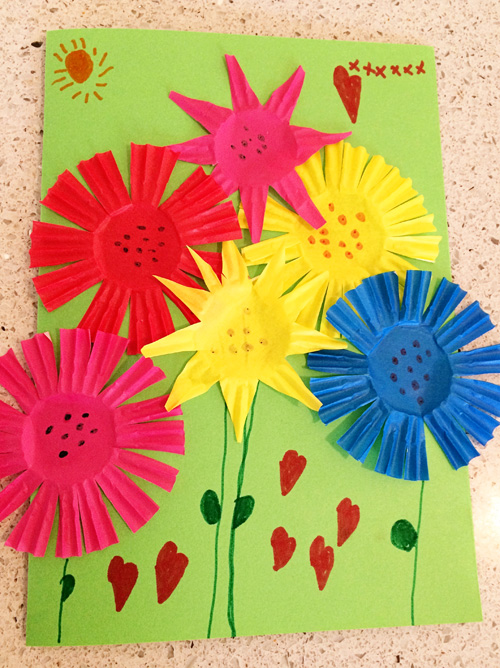 Kids summer craft ideas