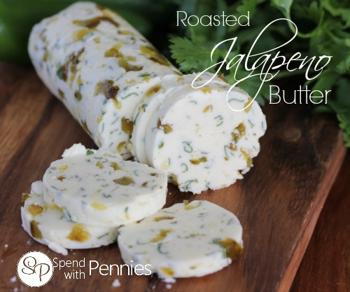 Roasted Jalapeno Butter stml