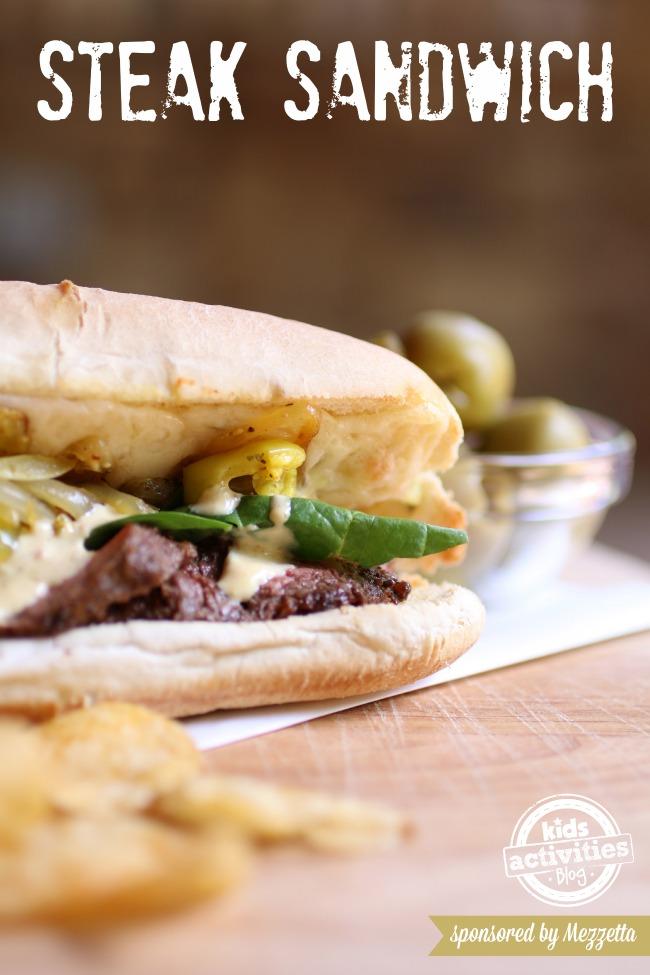 Steak-Sandwich-