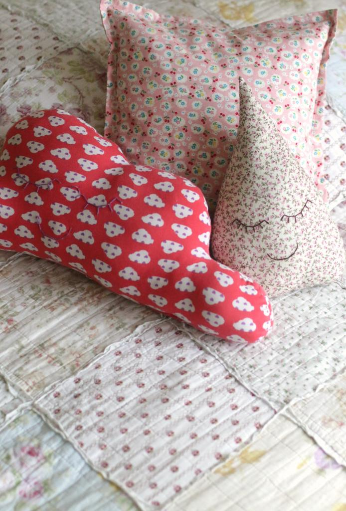sewing cushions