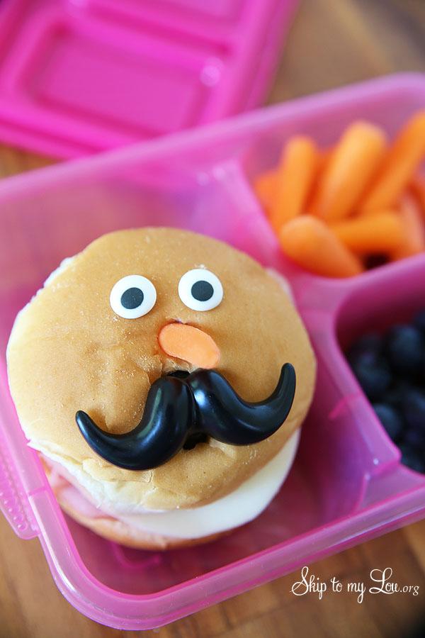 cute lunch box idea