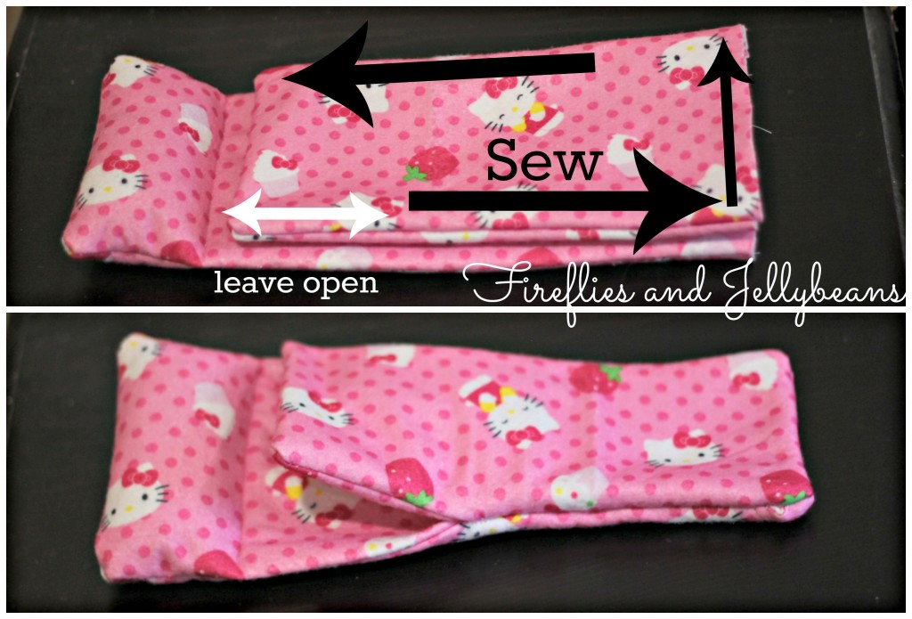 Barbie Doll Sleeping Bag 4