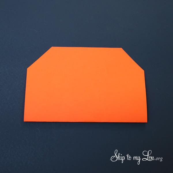 The Little Orange House Step 3