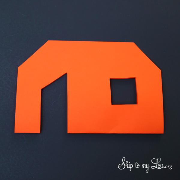 The Little Orange House Step 5