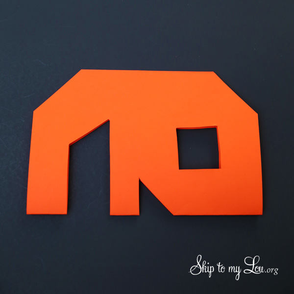 The Little Orange House Step 6