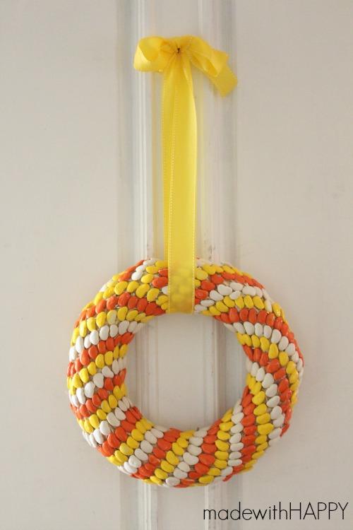candy-corn-lima-bean-wreath
