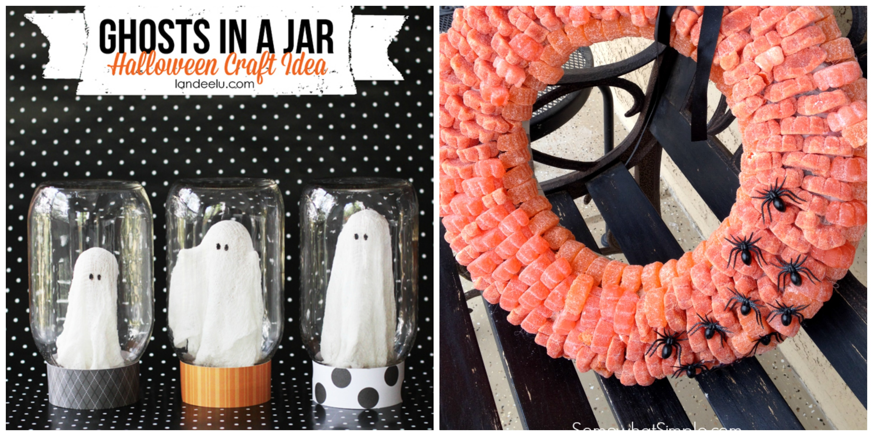 halloween decor - Decorating For Halloween On A Budget
