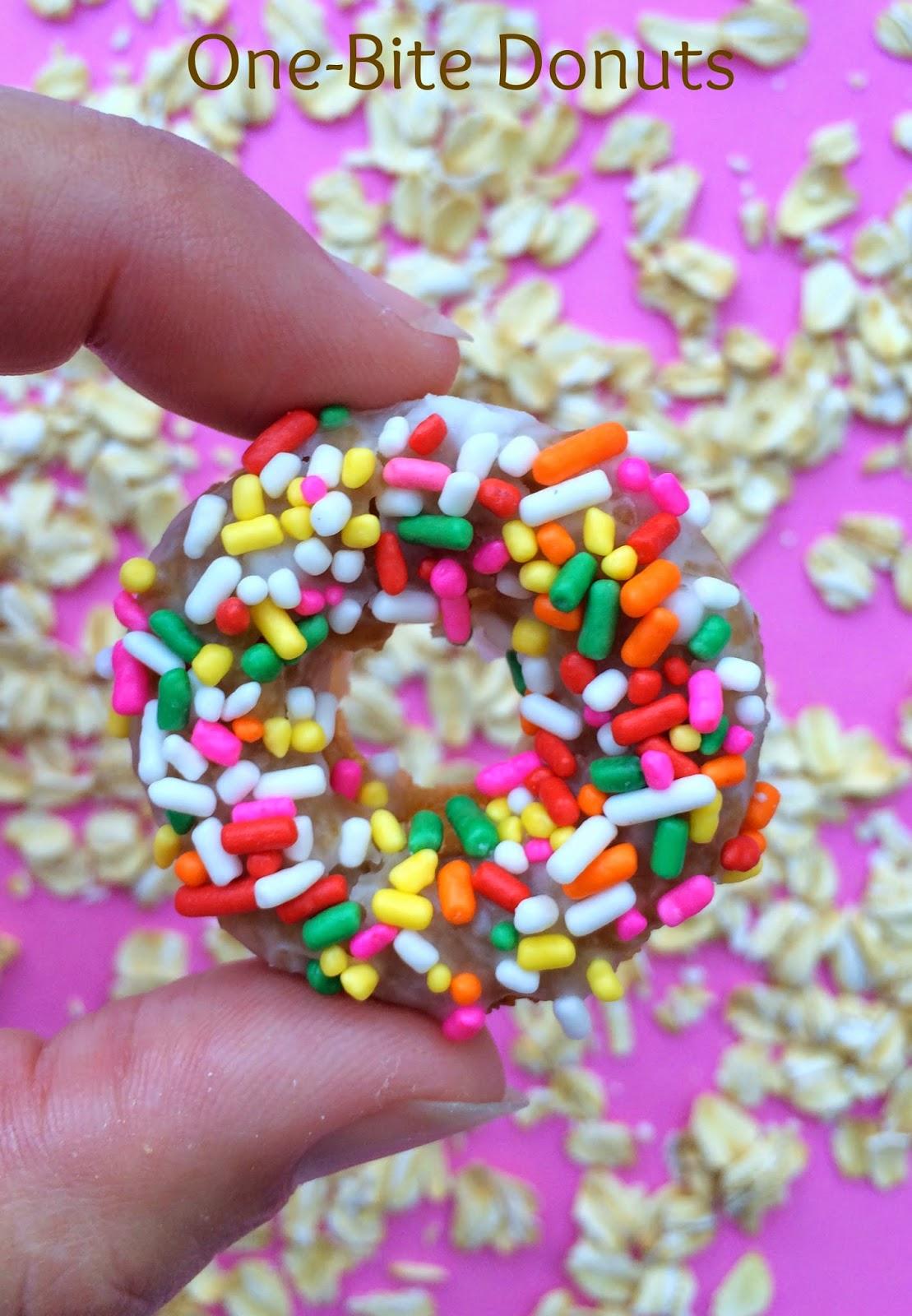 oatmeal donuts
