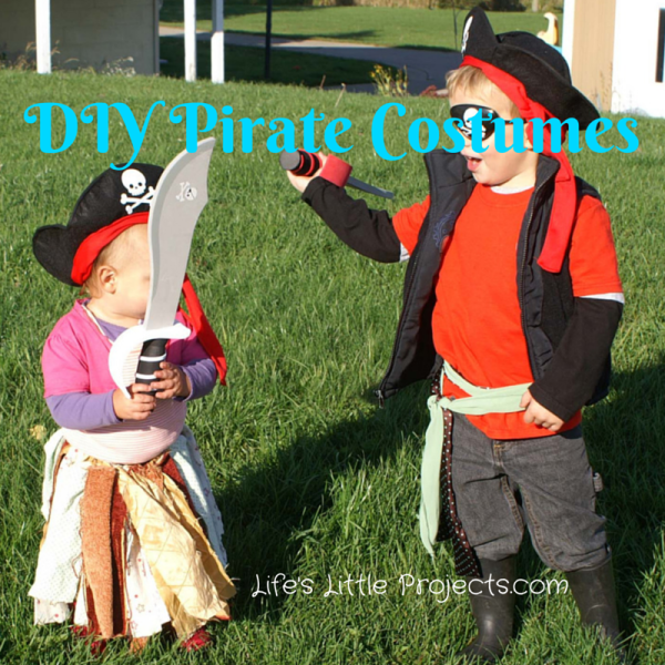 DIY PARTY COSTUMES