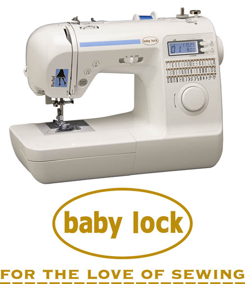 Rachel Baby Lock Sewing Machine