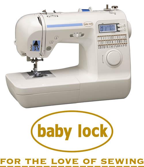 Rachel Baby Lock Sewing Machine