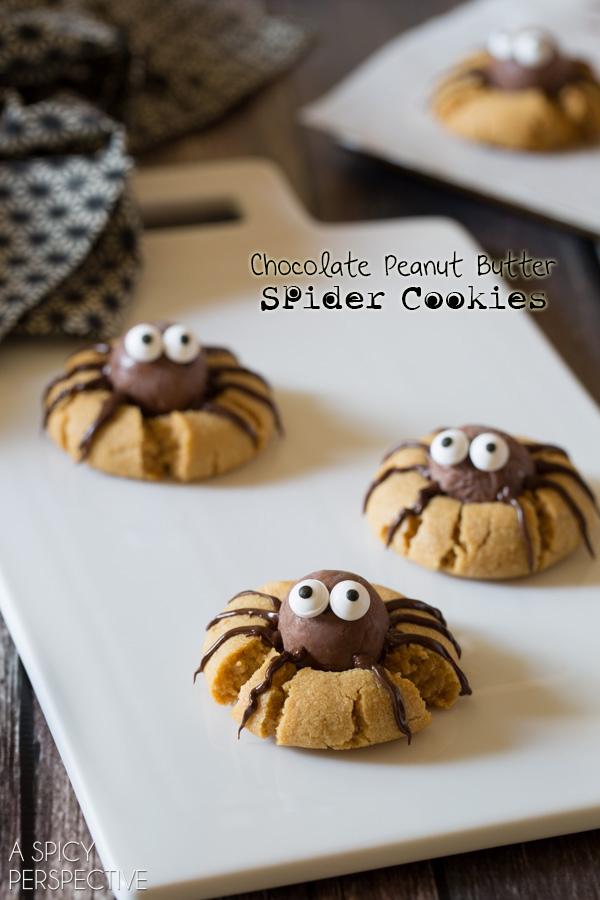 8 Spooky Spider Halloween Ideas   Skip To My Lou