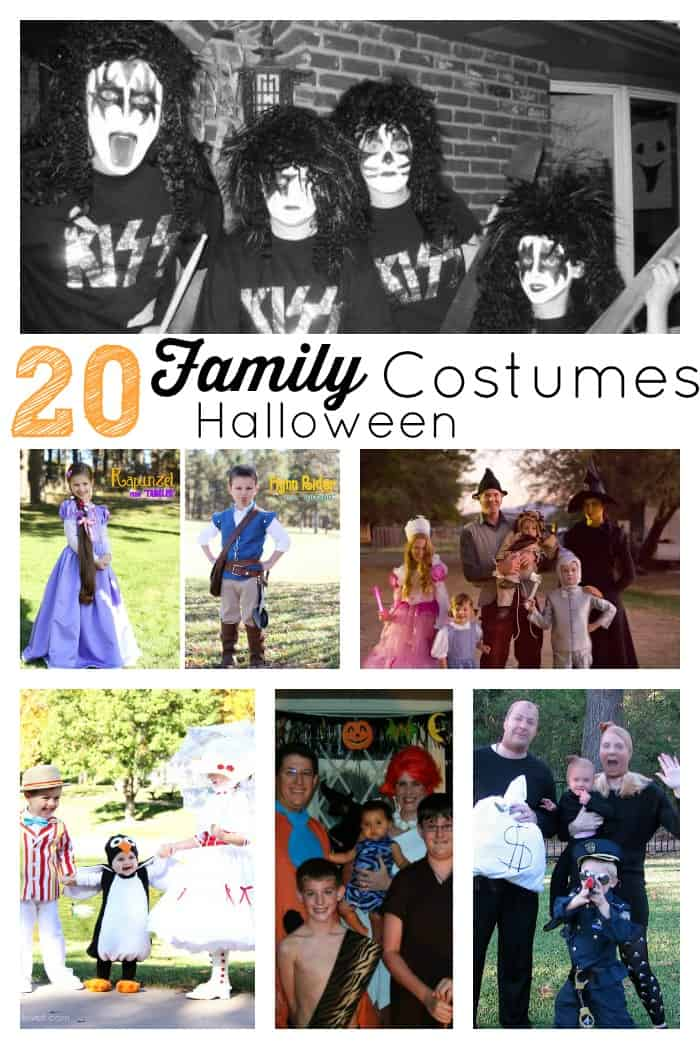20 diy family halloween costumes skip to my lou