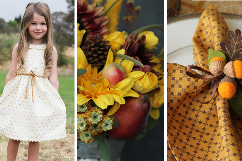 Fall Inspired Projects at www.thegirlinspired.com