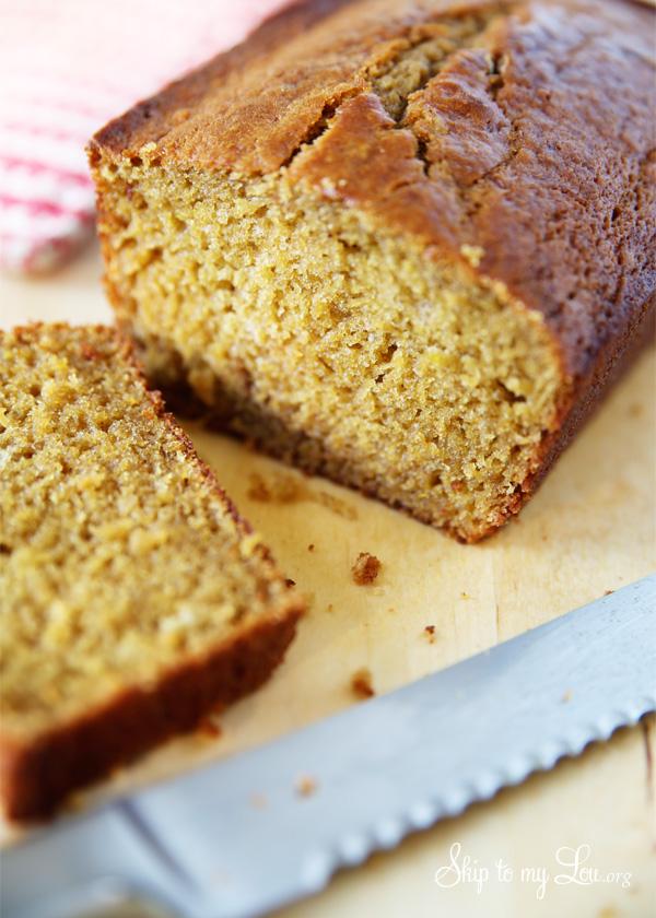 peach bread recipe