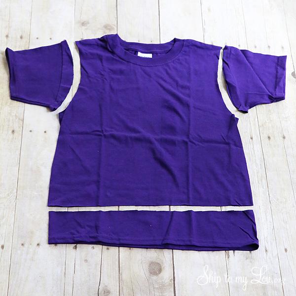 t-shirt-to-vest-cutting-the-shirt