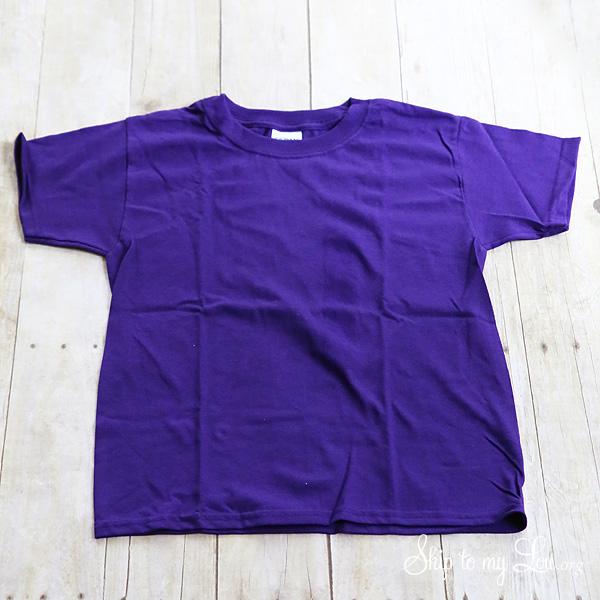 how to make a cutoff shirt