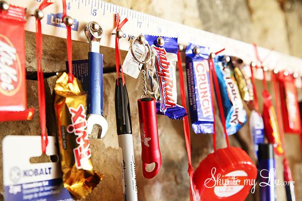 Advent Calendar Item Ideas : Advent calendar for boys skip to my lou