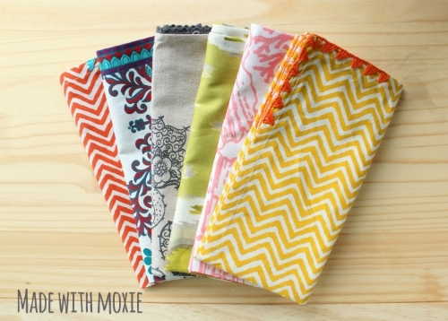 Made with Moxie: 20 Minute Throw Pillows