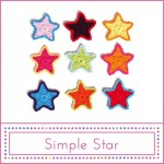 Pattern-simple star