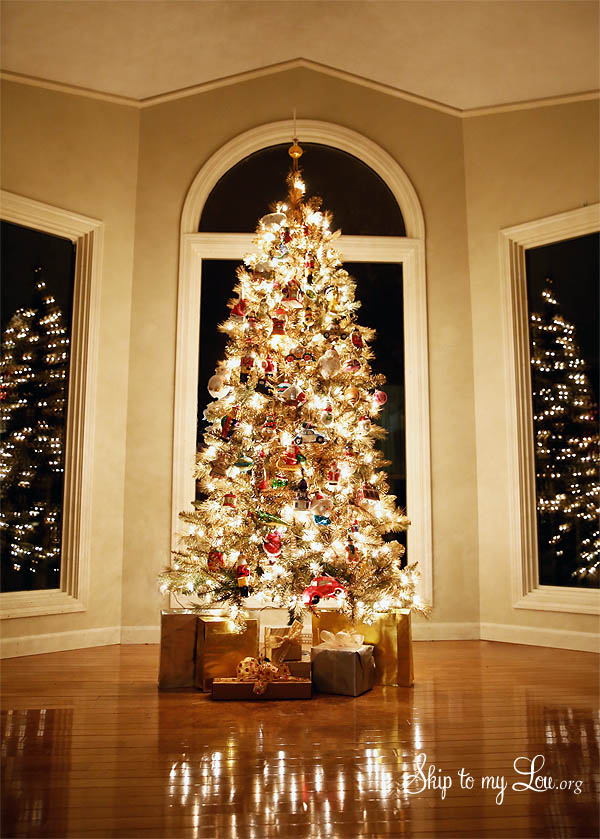 decorated christmas tree - Beautifully Decorated Christmas Tree Images