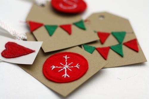 felt-gift-tags-handmade