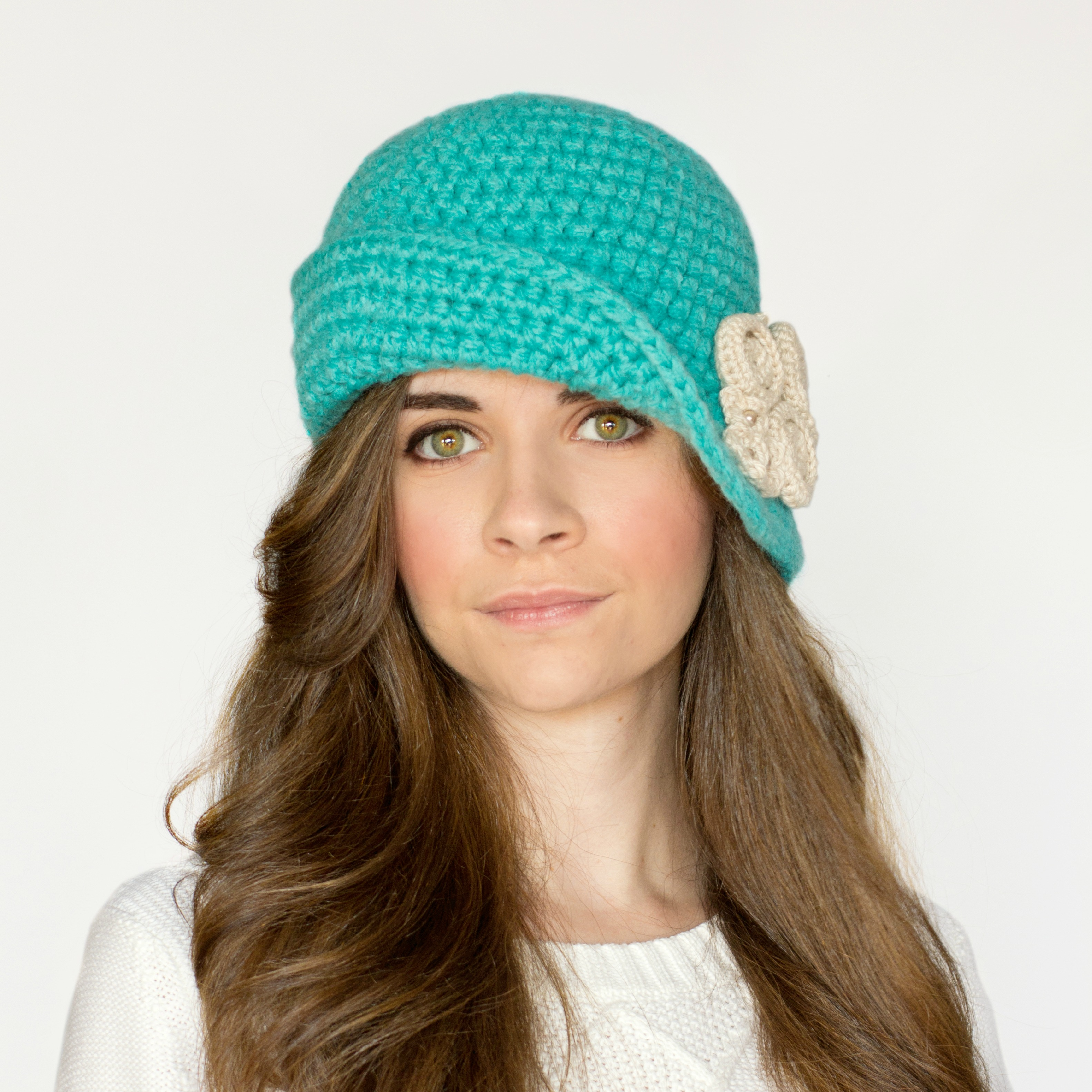7b2cdcdebaf Charleston Cloche Hat Crochet Pattern Small
