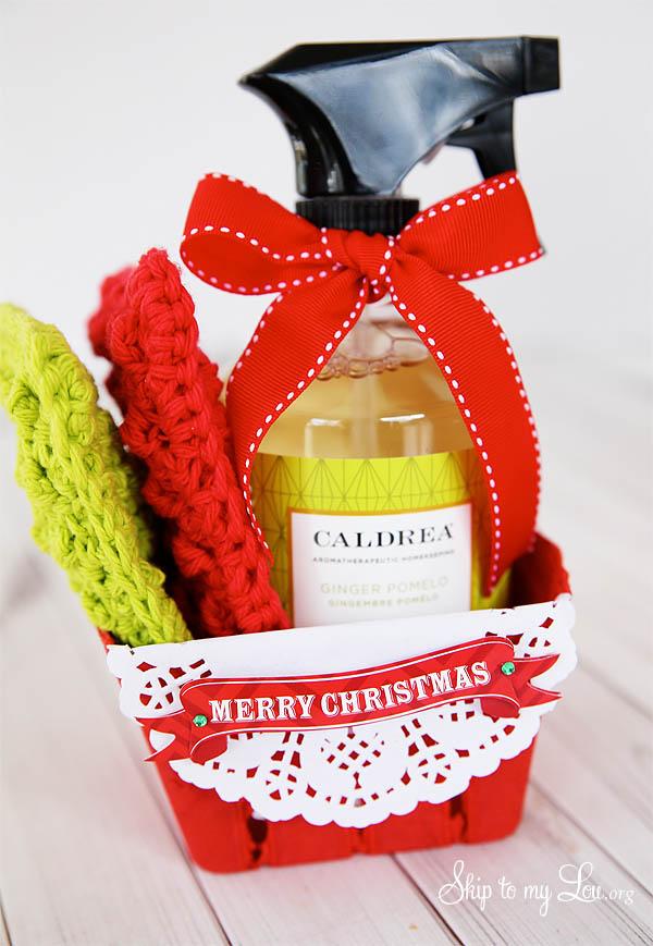Crochet Dish Sponge Gift