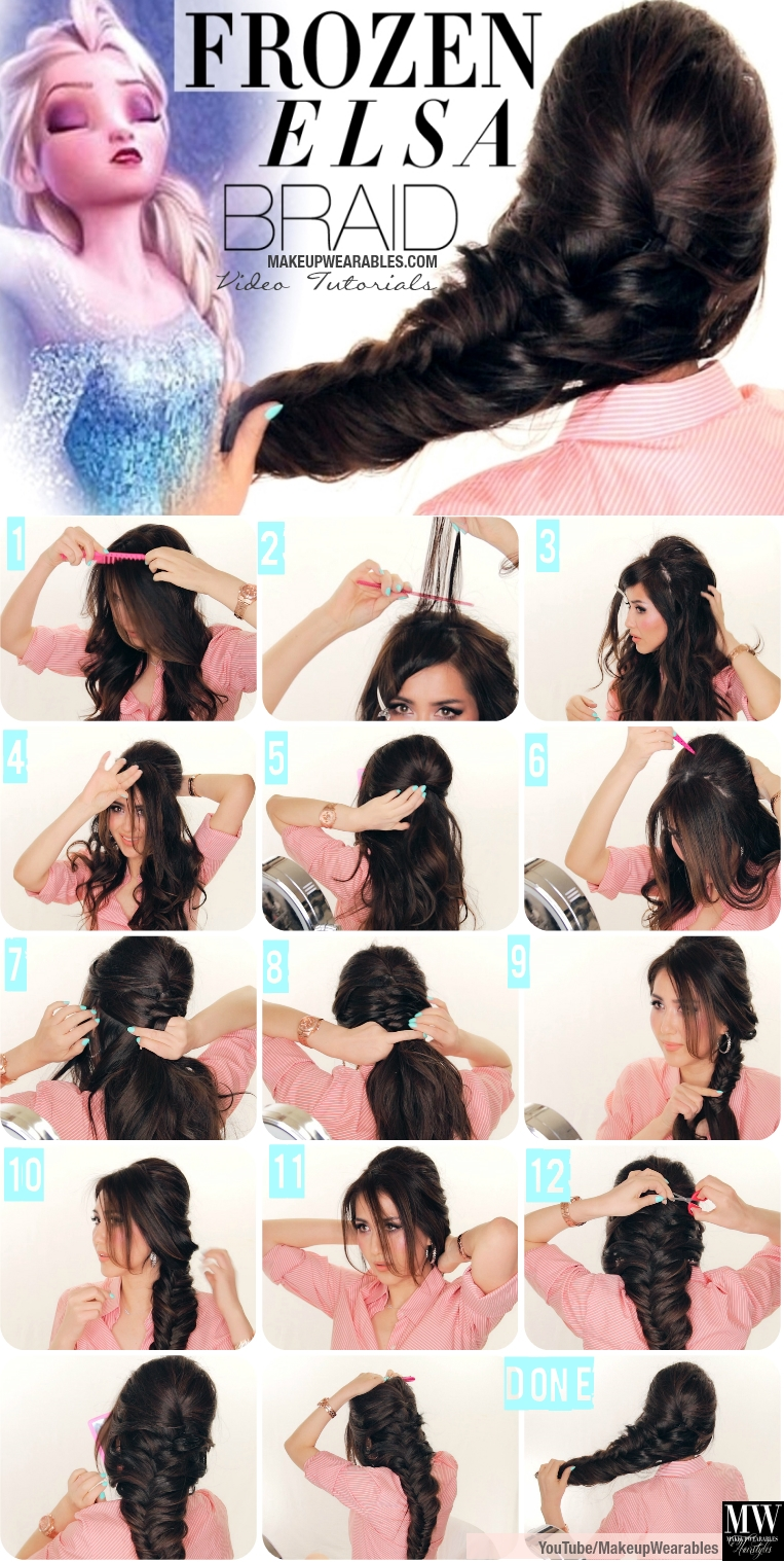 Top Ten Hair Braids Tips And Tricks Everyone Can Do