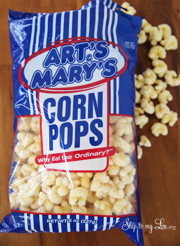 art and marys corn pops