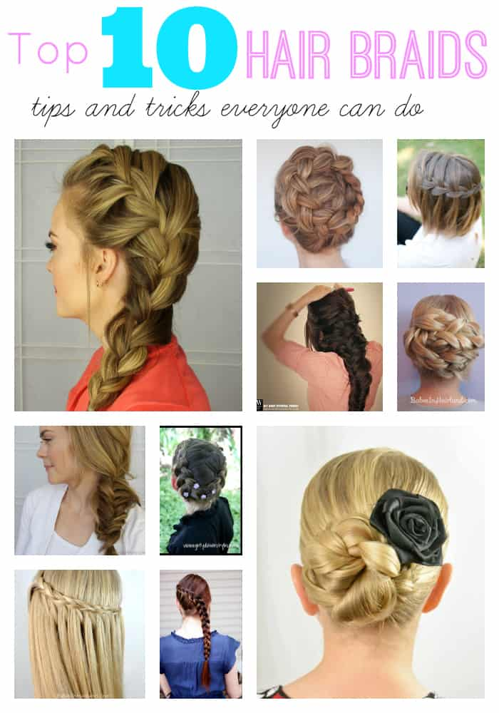 Peachy Top Ten Hair Braids Tips And Tricks Everyone Can Do Skip To My Lou Schematic Wiring Diagrams Phreekkolirunnerswayorg